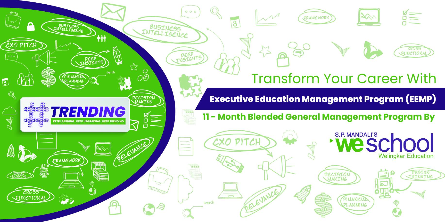 Executive Education Management Program <br> (11 Months)